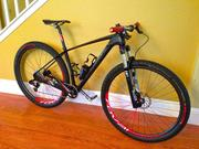 2014 Specialized stumpjumper S-WORKS 29er