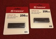 Флешка Transcend JetFlash780 256Gb 210Мб/с USB3
